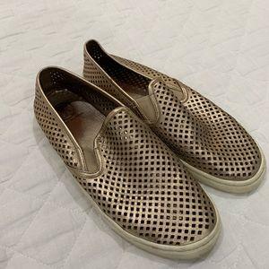Tory Burch Miles Metallic Sneaker